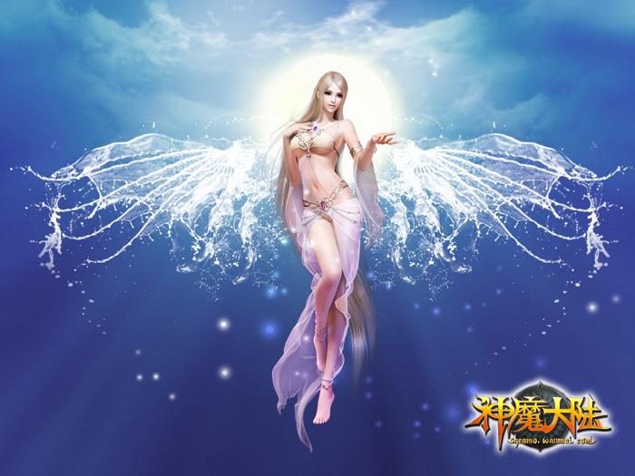 Nữ thần gợi cảm trong Thần Ma Đại Lục - Ảnh 9