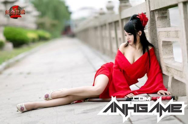 """""""Bỏng mắt"""" với cosplay Nhiệt Huyết Tam Quốc II - Ảnh 6"""