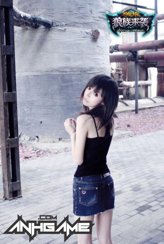 Showgirl xinh đẹp của Thần Ma Đại Lục - Ảnh 6