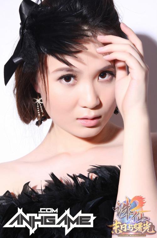 Vẻ đẹp mê hoặc của nữ game thủ Tru Tiên 2 - Ảnh 5