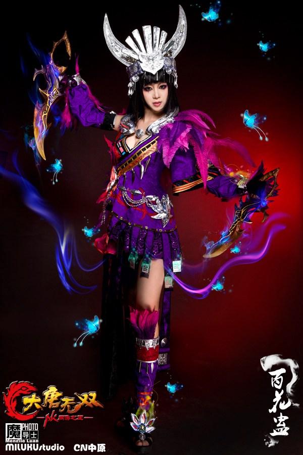 Miluku gợi cảm với cosplay Đại Đường Vô Song - Ảnh 6