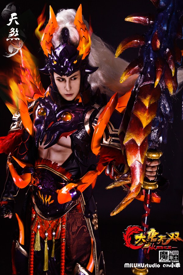 Miluku gợi cảm với cosplay Đại Đường Vô Song - Ảnh 7