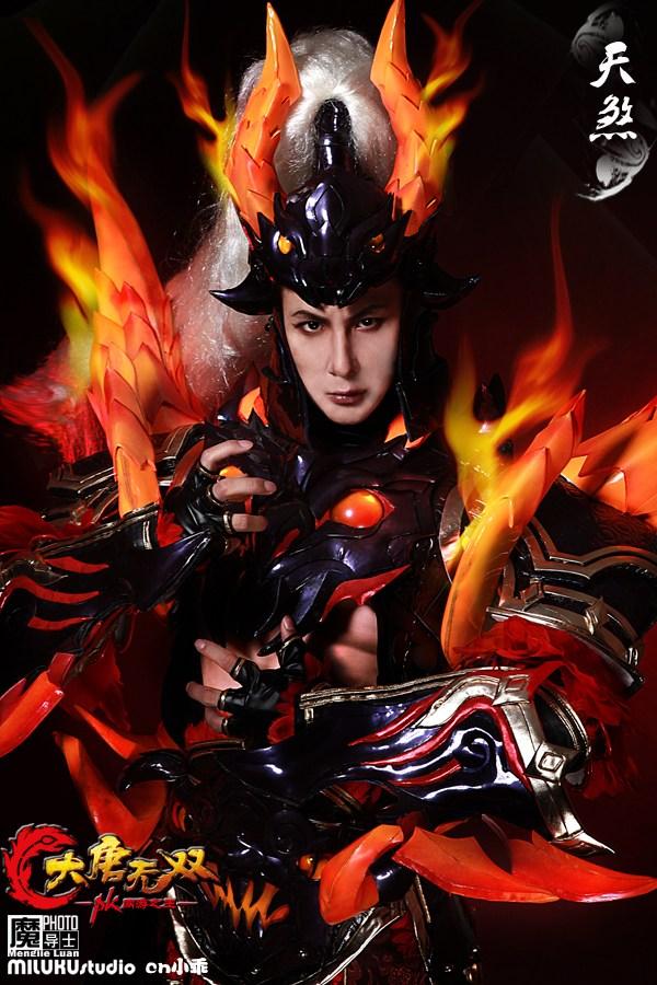 Miluku gợi cảm với cosplay Đại Đường Vô Song - Ảnh 8