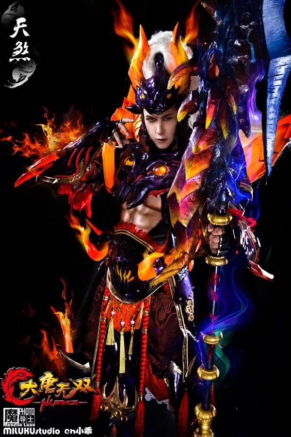 Miluku gợi cảm với cosplay Đại Đường Vô Song - Ảnh 9