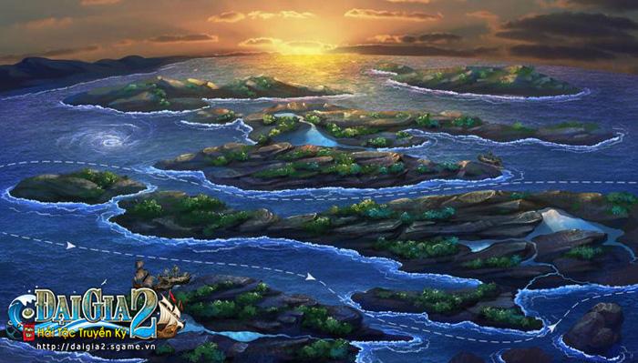 Những hình ảnh đầu tiên về Đại Gia 2: Hải Tặc Truyền Kỳ - Ảnh 8