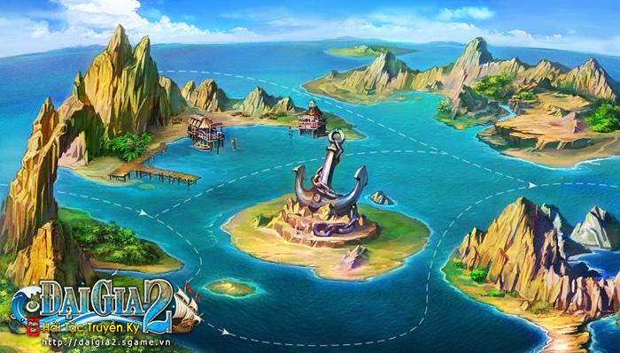 Những hình ảnh đầu tiên về Đại Gia 2: Hải Tặc Truyền Kỳ - Ảnh 10