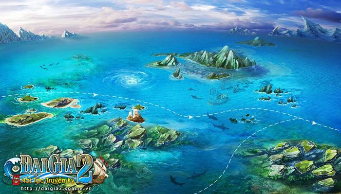 Những hình ảnh đầu tiên về Đại Gia 2: Hải Tặc Truyền Kỳ - Ảnh 15