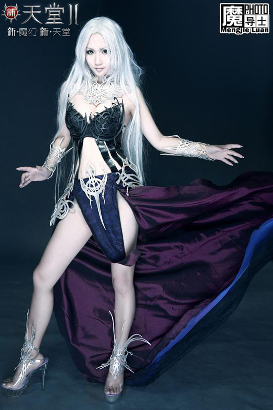 Cosplay cực sexy của Lineage II