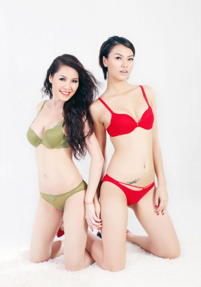 Đại sứ Soha Game khoe đường cong nóng bỏng với bikini - Ảnh 4