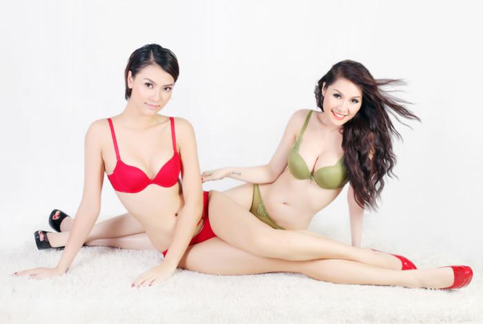 Đại sứ Soha Game khoe đường cong nóng bỏng với bikini - Ảnh 6
