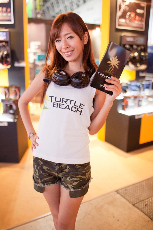 Ngắm dàn showgirl xinh đẹp tại Tokyo Game Show 2012 (3) - Ảnh 15