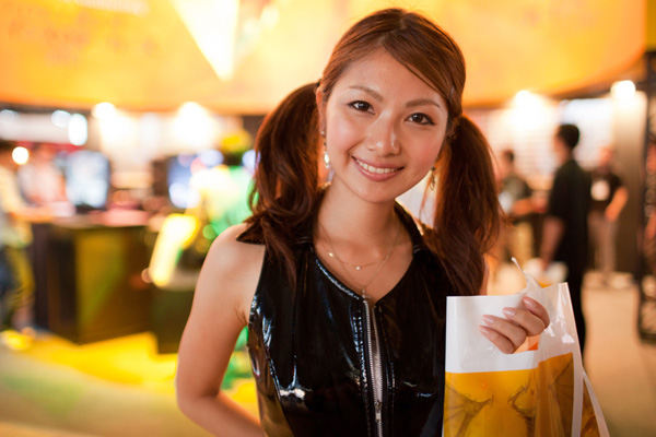 Ngắm dàn showgirl xinh đẹp tại Tokyo Game Show 2012 (4) - Ảnh 2