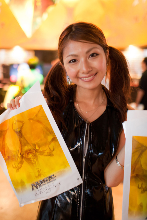 Ngắm dàn showgirl xinh đẹp tại Tokyo Game Show 2012 (4) - Ảnh 3