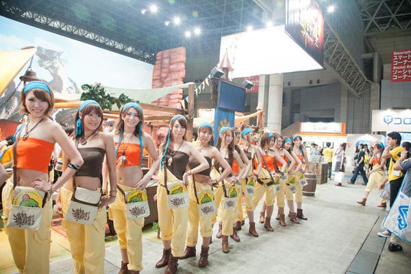 Ngắm dàn showgirl xinh đẹp tại Tokyo Game Show 2012 (4) - Ảnh 12