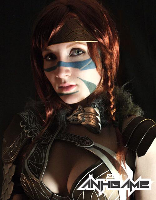 Bộ ảnh cosplay ấn tượng của Guild Wars