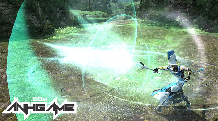 Hình ảnh đẹp trong Phantasy Star Online 2 - Ảnh 2