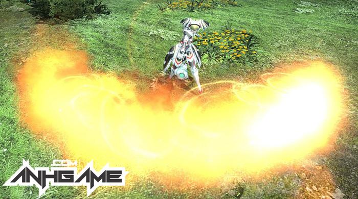 Hình ảnh đẹp trong Phantasy Star Online 2 - Ảnh 3
