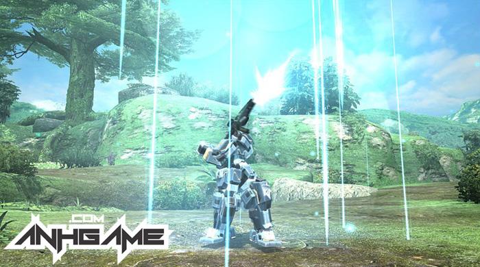 Hình ảnh đẹp trong Phantasy Star Online 2 - Ảnh 6