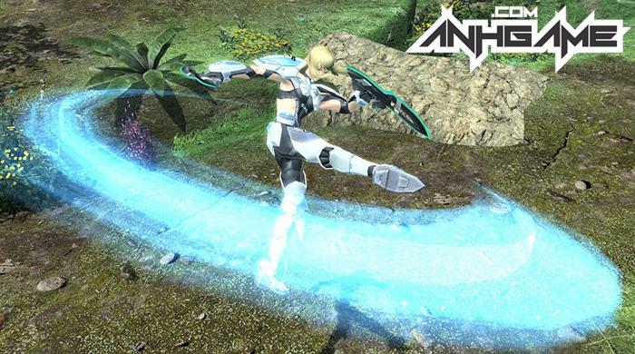 Hình ảnh đẹp trong Phantasy Star Online 2
