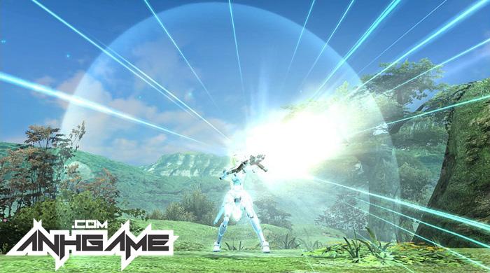 Hình ảnh đẹp trong Phantasy Star Online 2 - Ảnh 9