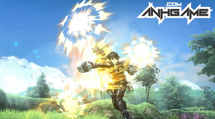 Hình ảnh đẹp trong Phantasy Star Online 2 - Ảnh 10