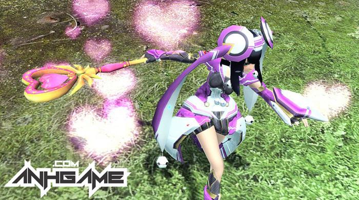 Hình ảnh đẹp trong Phantasy Star Online 2 - Ảnh 11
