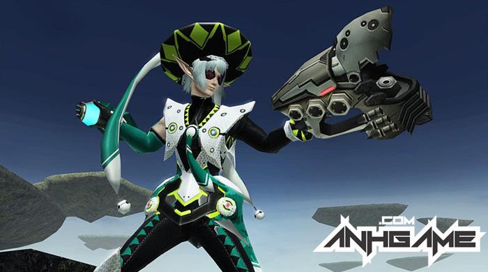 Hình ảnh đẹp trong Phantasy Star Online 2 - Ảnh 15