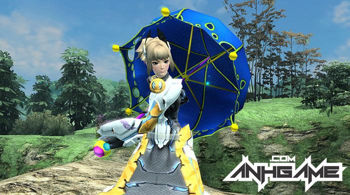 Hình ảnh đẹp trong Phantasy Star Online 2 - Ảnh 19