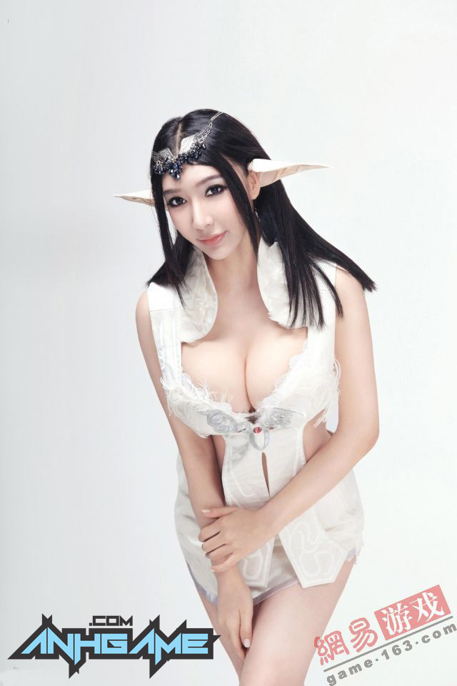 """""""Nóng mắt"""" với cosplay Viễn Chinh Online - Ảnh 4"""