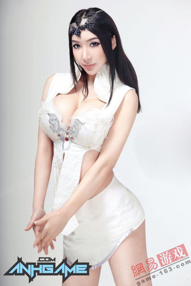 """""""Nóng mắt"""" với cosplay Viễn Chinh Online - Ảnh 10"""