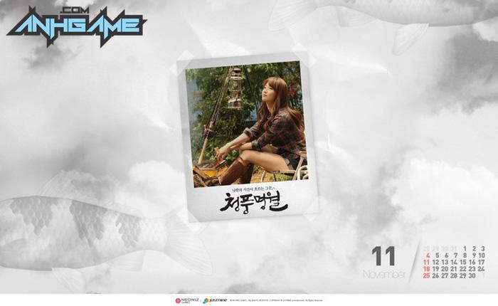Park Ha Sun trẻ trung với cosplay World Fishing - Ảnh 6