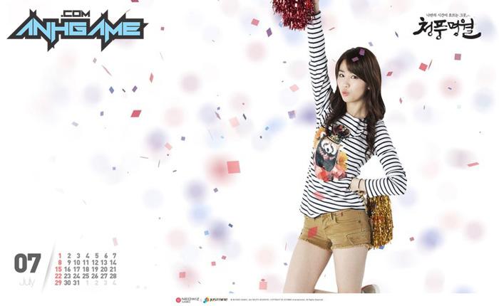 Park Ha Sun trẻ trung với cosplay World Fishing - Ảnh 10