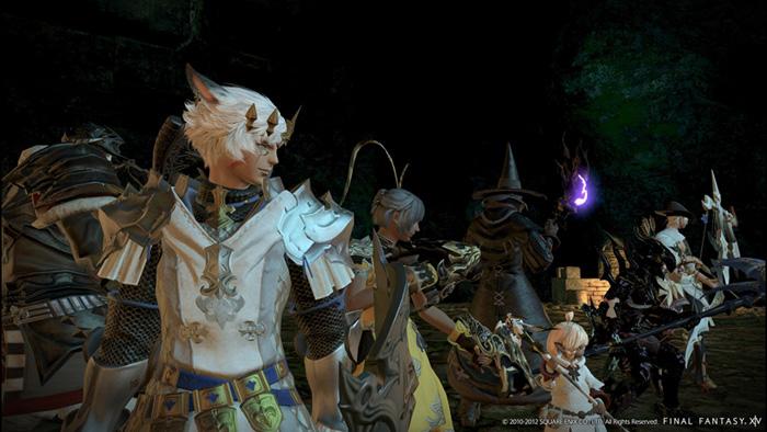 Cận cảnh về Final Fantasy XIV: A Realm Reborn - Ảnh 1