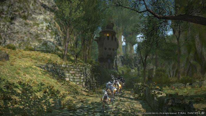 Cận cảnh về Final Fantasy XIV: A Realm Reborn - Ảnh 8