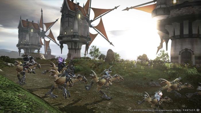 Cận cảnh về Final Fantasy XIV: A Realm Reborn - Ảnh 9