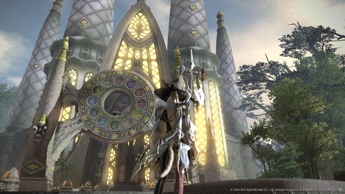 Cận cảnh về Final Fantasy XIV: A Realm Reborn - Ảnh 11