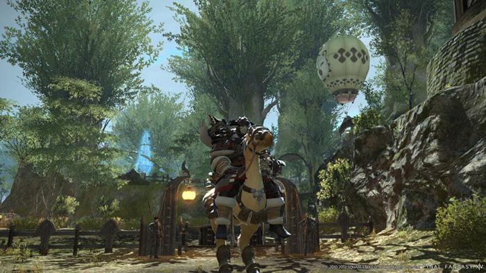 Cận cảnh về Final Fantasy XIV: A Realm Reborn - Ảnh 13