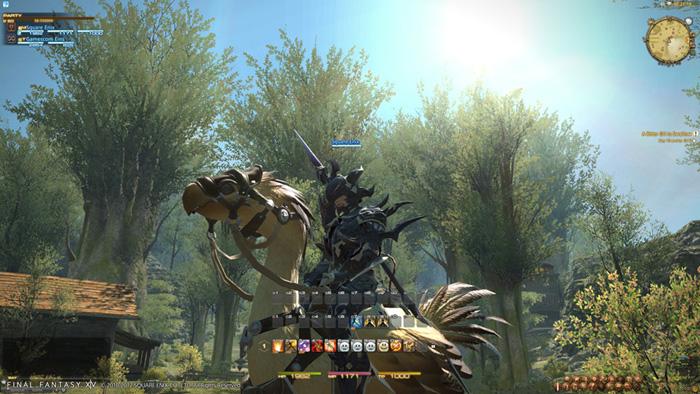 Cận cảnh về Final Fantasy XIV: A Realm Reborn - Ảnh 18