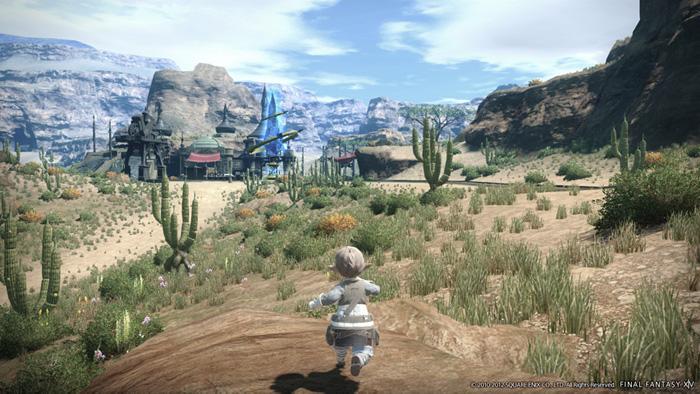 Cận cảnh về Final Fantasy XIV: A Realm Reborn - Ảnh 25