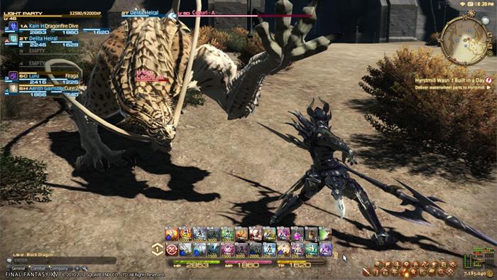 Cận cảnh về Final Fantasy XIV: A Realm Reborn - Ảnh 35