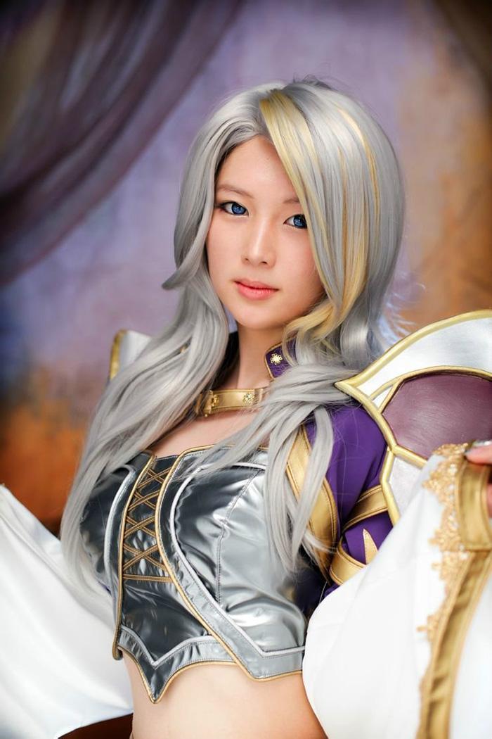 Loạt cosplay gợi cảm về World of Warcraft - Ảnh 3