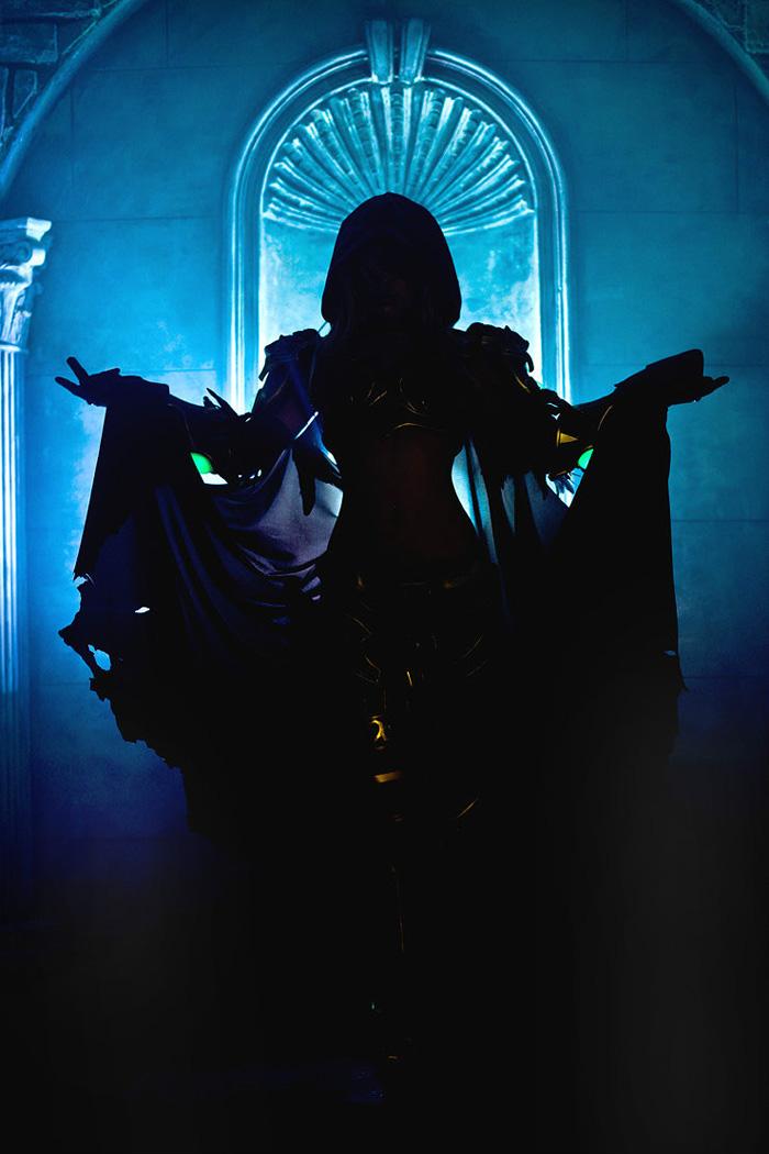 Loạt cosplay gợi cảm về World of Warcraft - Ảnh 9