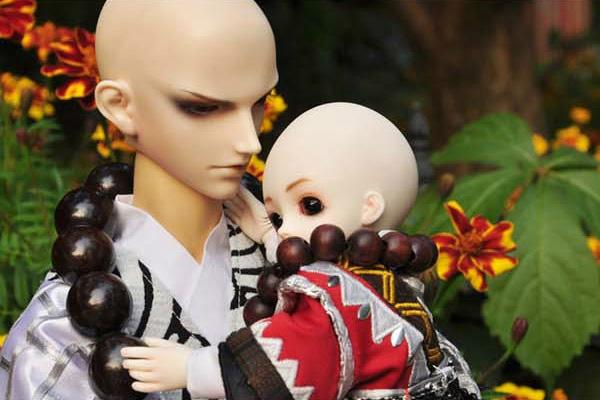 Bộ ảnh búp bê tuyệt đẹp của Võ Lâm Truyền Kỳ 3 - Ảnh 11