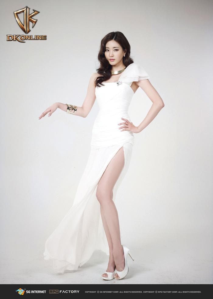 Kim Sa Rang gợi cảm trong ảnh quảng bá DK Online - Ảnh 3