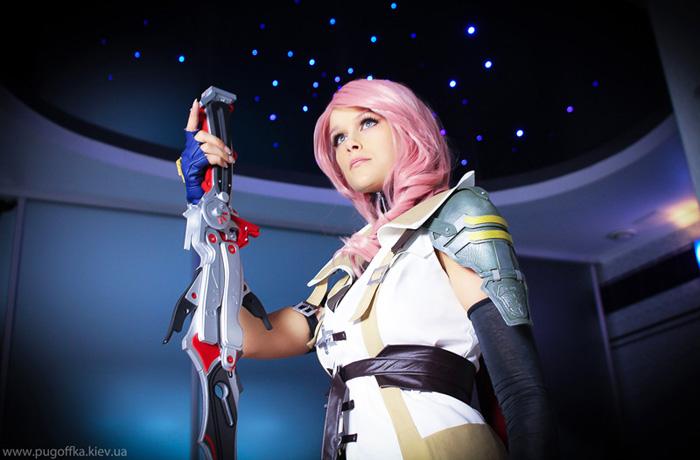 Nàng Lightning xinh đẹp của Final Fantasy XIII - Ảnh 1