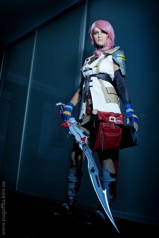 Nàng Lightning xinh đẹp của Final Fantasy XIII - Ảnh 8