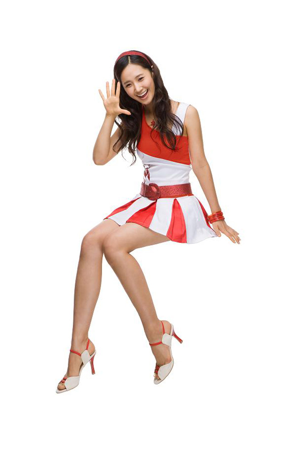 Girls Generation rực rỡ trong cosplay MapleStory - Ảnh 8
