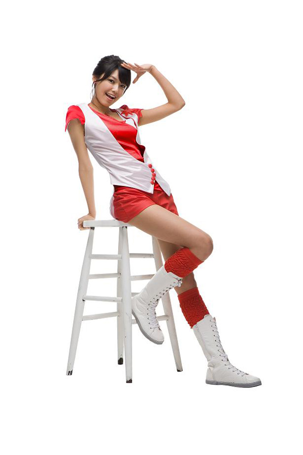 Girls Generation rực rỡ trong cosplay MapleStory - Ảnh 11