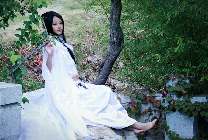 """Ngắm """"vẻ đẹp vô đối"""" của nàng Tiểu Bạch trong Tru Tiên - Ảnh 3"""