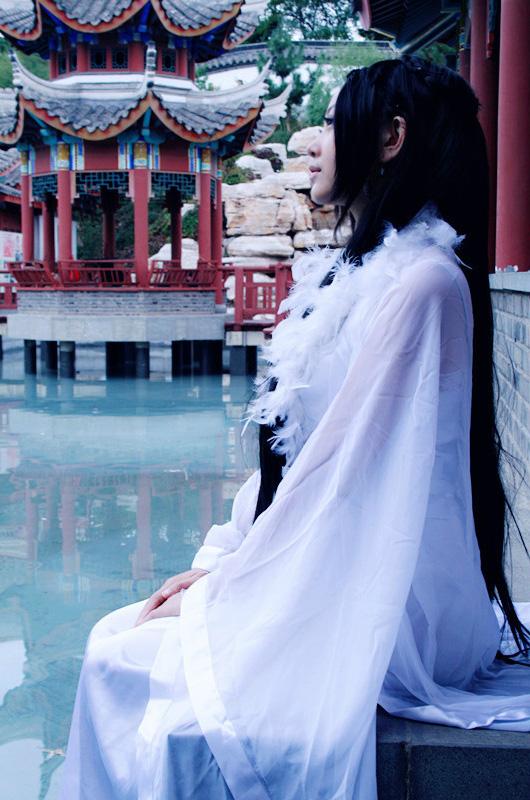 """Ngắm """"vẻ đẹp vô đối"""" của nàng Tiểu Bạch trong Tru Tiên - Ảnh 13"""